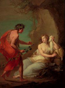 Abb. 25 Bacchus und Ariadne, 1764, Bregenz, Städtische Sammlung © Bregenz, vorarlberg museum