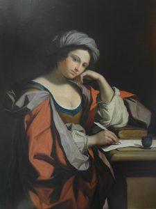 Abb. 23 Angelika Kauffmann nach Guercino: Sibylla Persica, 1775, Privatsammlung © Bettina.Baumgärtel, Archiv
