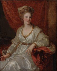 Abb. 67 Bildnis Maria Karoline, Königin von Neapel und Beider Sizilien, 1782/83, Bregenz, vorarlberg museum © Bregenz, vorarlberg museum