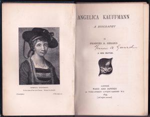 Abb. 92 Frances Gerard 1893, Innentitel © Bettina Baumgärtel, Archiv