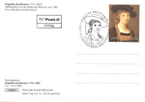 Abb. 98 Briefmarke 2007 © Bettina Baumgärtel, Archiv