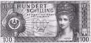 Abb. 100 100 Schilling Geldschein © Bettina Baumgärtel, Archiv